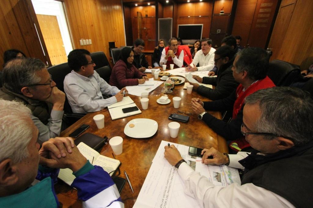 Municipalidad de Lima coordina con MTC