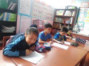 reforzamiento escolar