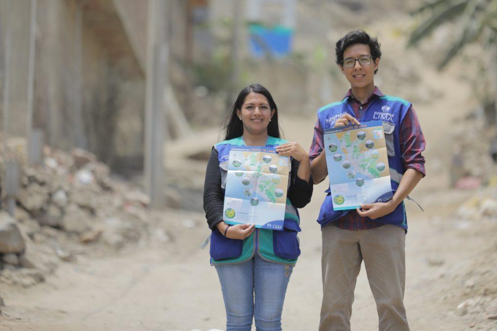 promotores Municipalidad de Lima