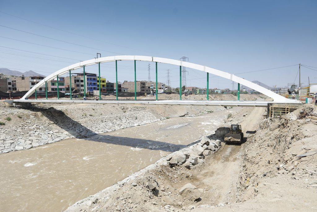 Avances Puente Malecón Checa