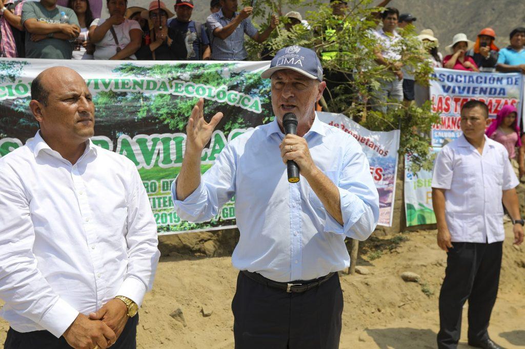 Alcalde Jorge Muñoz