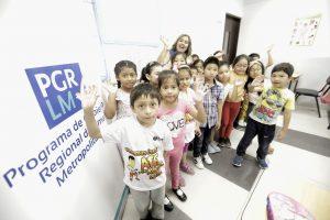 Reformzamiento Escolar en Ate