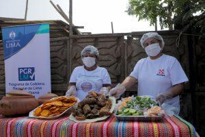 Día del chicharrón de cerdo peruano