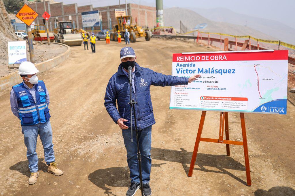 alcalde de Lima