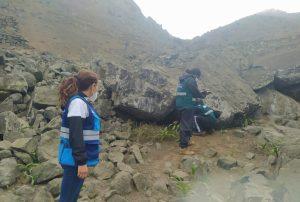 visita de inspección en lomas