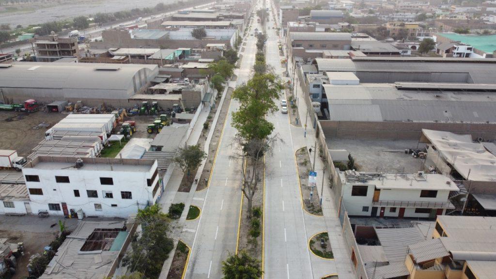 Avenida Los Cisnes