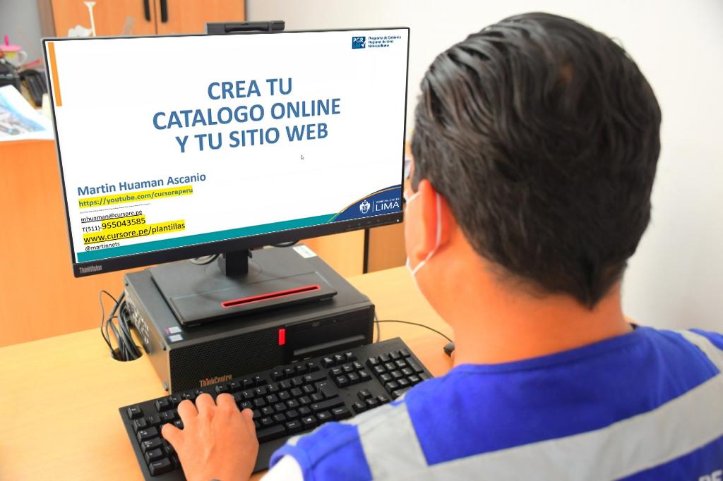capacitación online